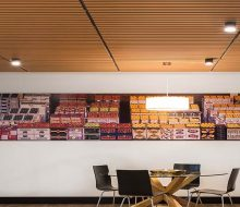 Timber Ceiling Systems