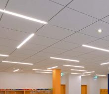 Mineral Fibre Ceiling Systems